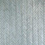 Colonial Blue Herringbone
