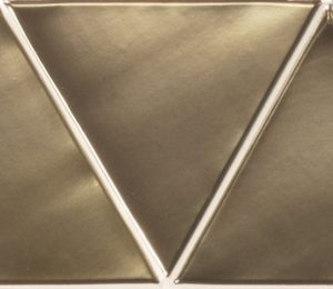 Figures Triangle Gold